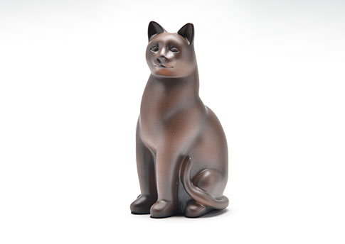 Elite Cat Urn - Tabby Image